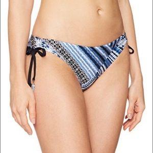 Seafolly Loop Tie Side Hipster Bikini Bottom